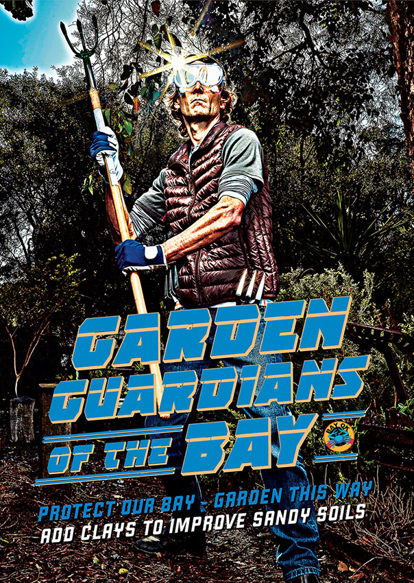 Kiosk and The Space Station call on ordinary gardeners to help save Geographe Bay