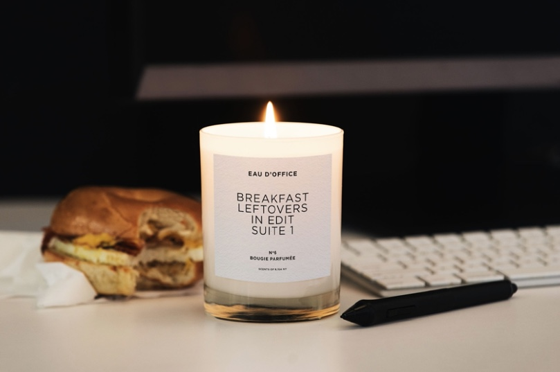 R/GA creatives make scented candles to remind staff of things they miss about being together