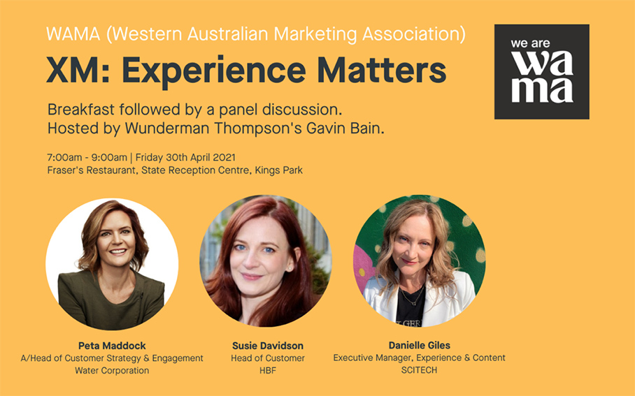 New marketing association WAMA to hold launch event on April 30th – Experience Matters