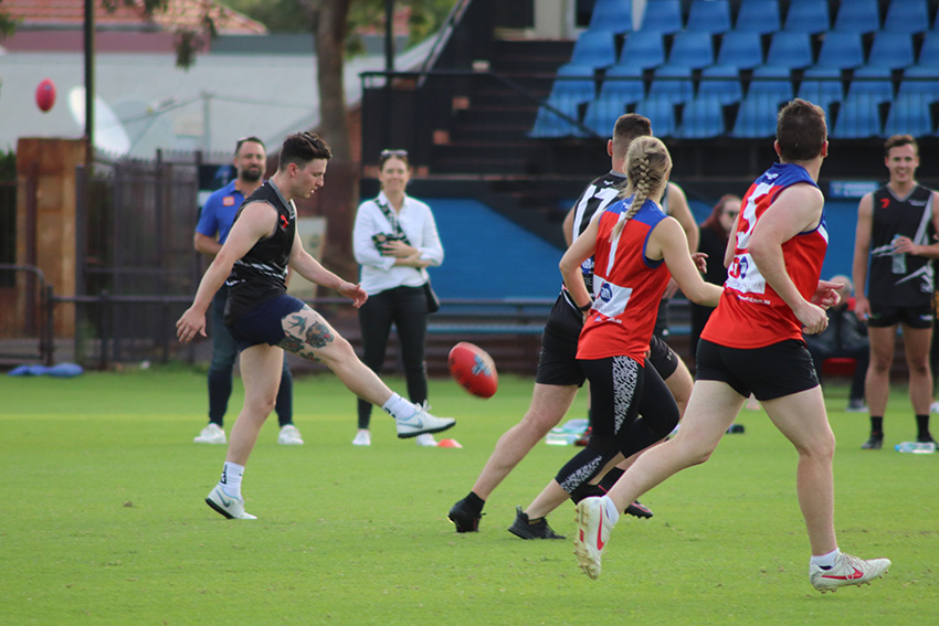 Agency All Stars defeat Seven West Media's advertising team at annual AFL 9's challenge