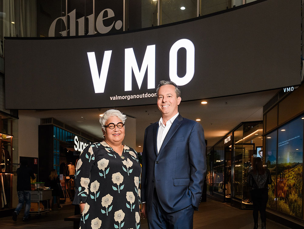 Val Morgan Outdoor joins the OMA and MOVE