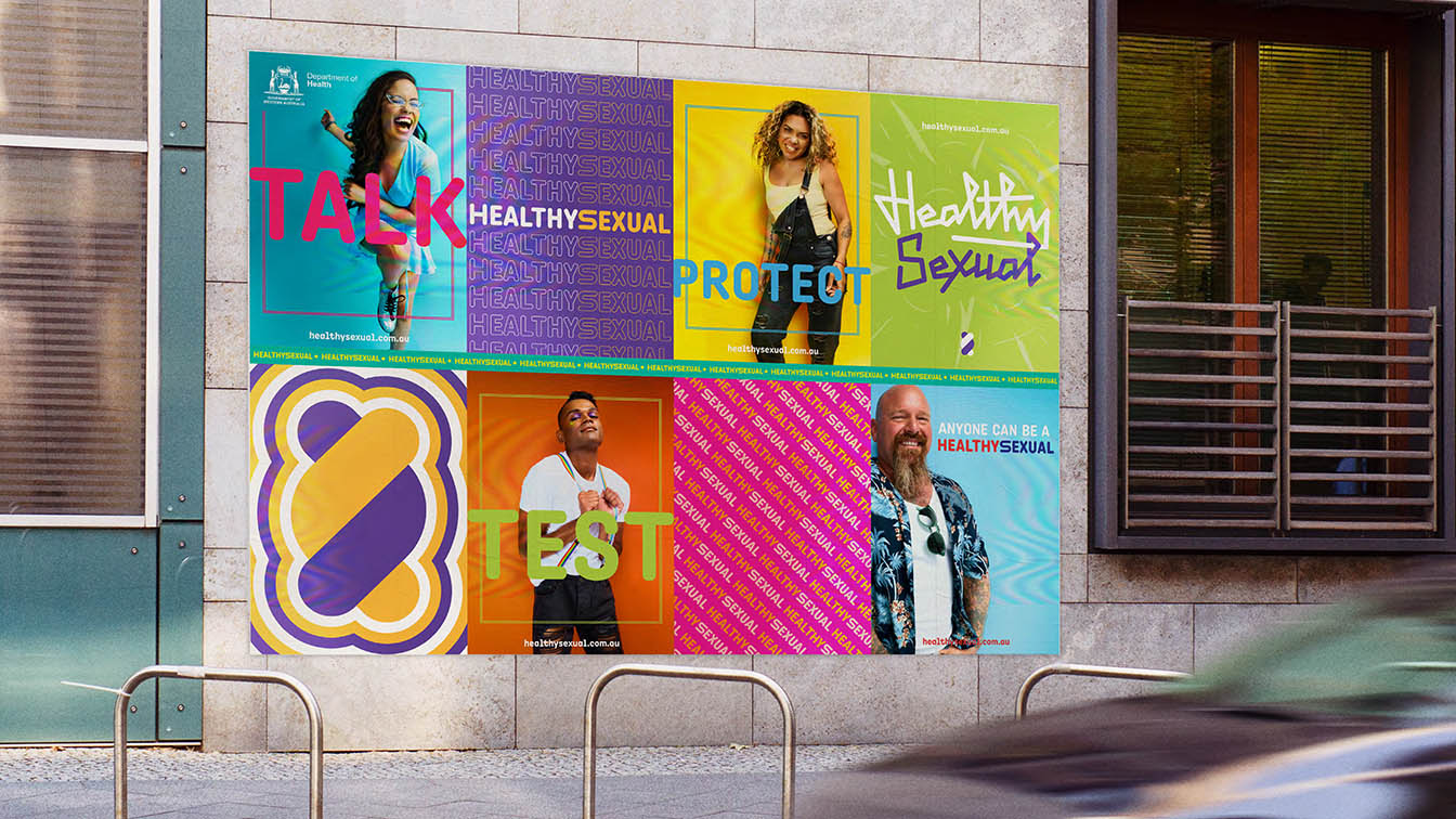 WA Department of Health starts the conversation around sexual health & relationships via new 303 MullenLowe campaign