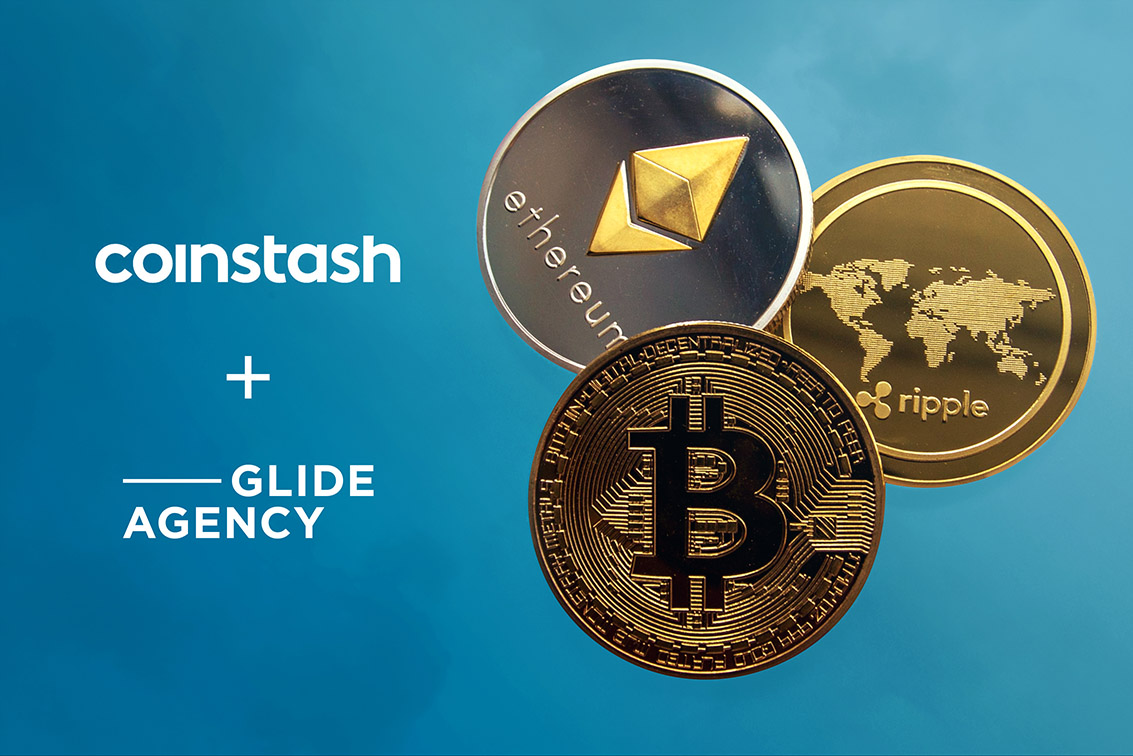 Glide Agency Crowdfunding campaign for Coinstash hits $2.8M target with 9 days to spare