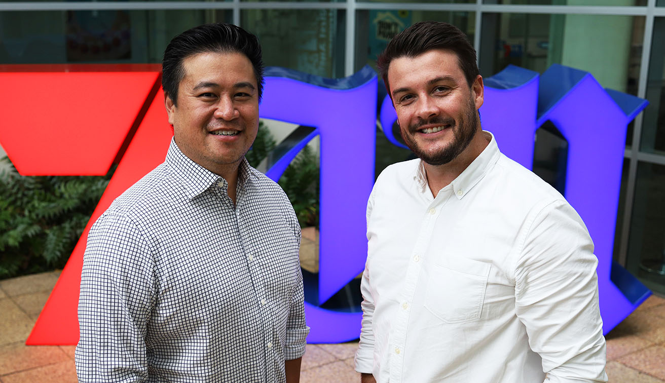 Seven West Media elevates Brent Stewart into newly created role of Digital Program Director & Dennie Chung to Digital Advertising Director