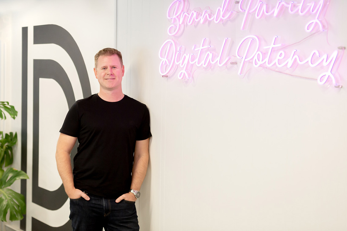 Anthony Curnow departs Brand Agency to join Distl as Brand and Communications Lead
