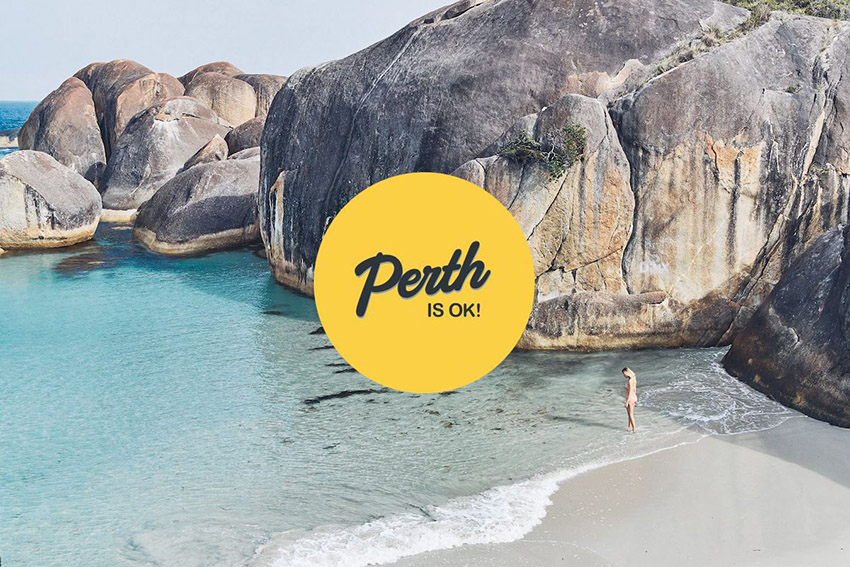 Perth Is OK!'s latest campaign with Australia's South West nets 2 million social impressions
