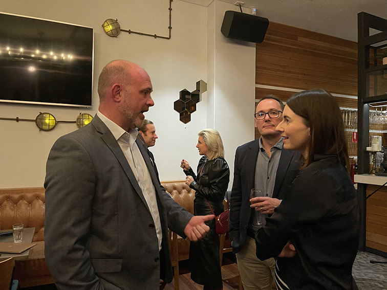 PRIA WA hosts first networking event of 2021