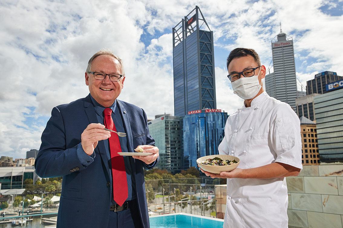 The West Australian Good Food Guide announces partnership with Tourism Western Australia