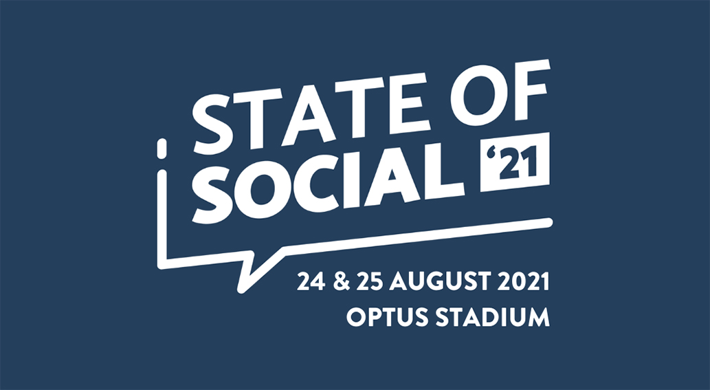 State of Social becomes the first DICE-certified conference in Australia