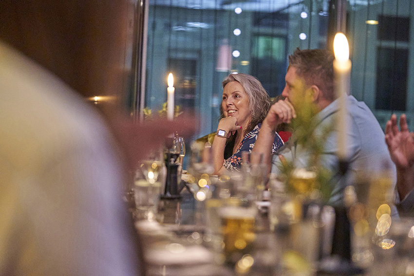 Good Times: Dinner with the stars of Channel 9's Celebrity Apprentice
