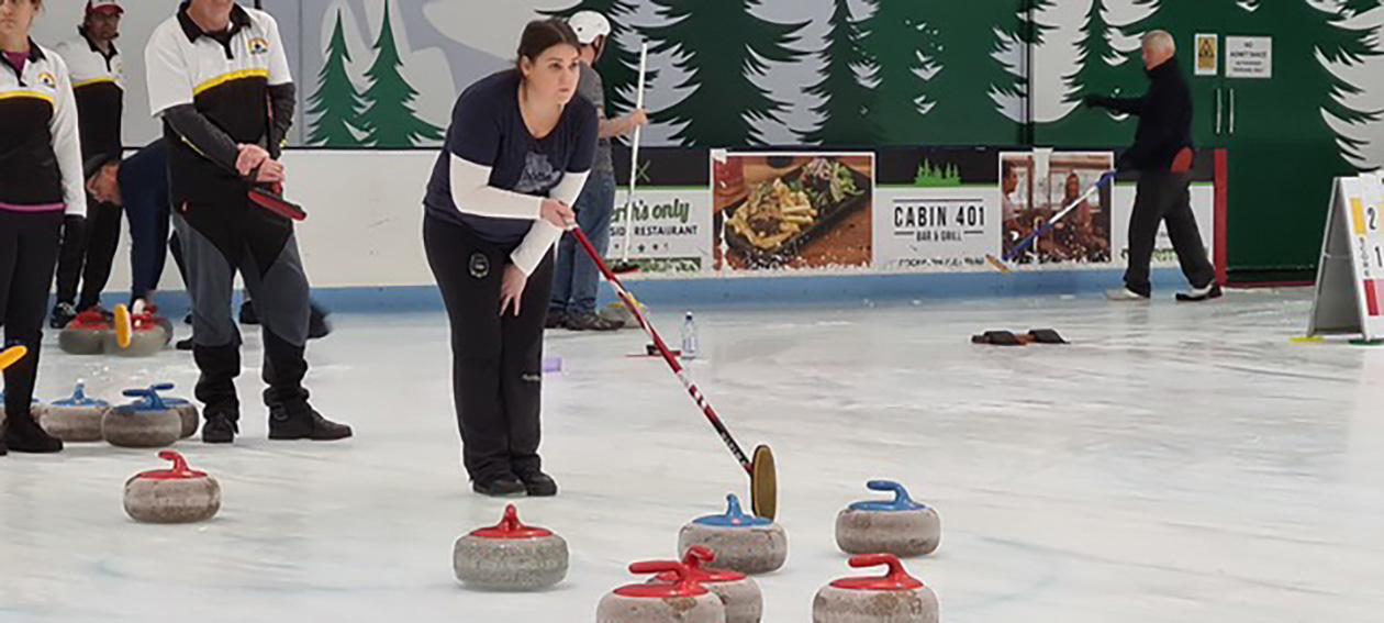 Curling WA partners with Concept On for rebrand