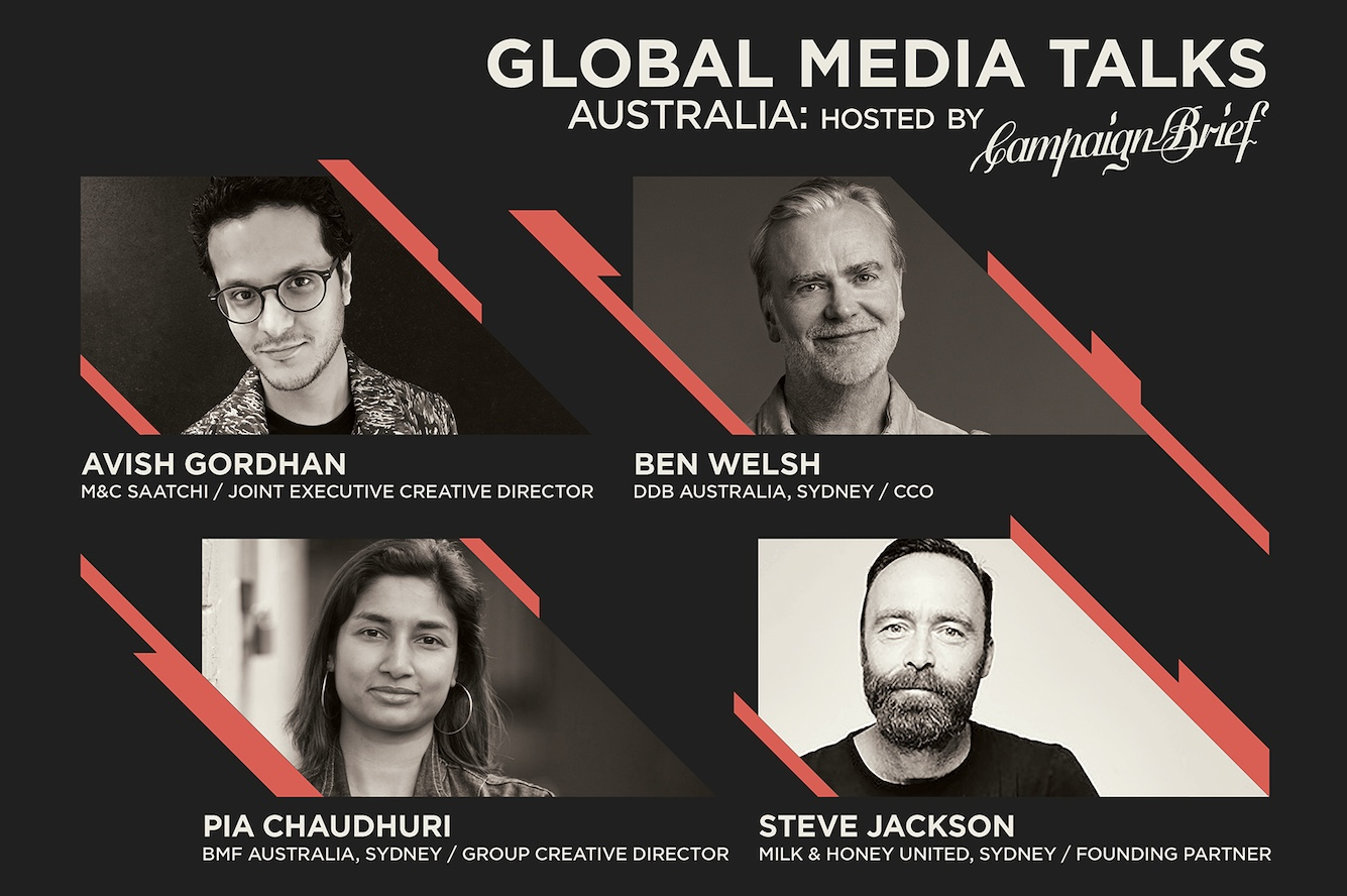 """Campaign Brief partners with The One Club to host """"Global Media Talks: Australia"""" at Creative Week 2021 this Thursday, June 10, 8am-9am"""