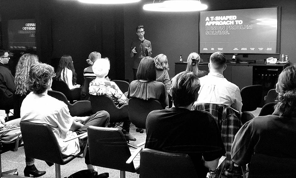 The Brand Agency hosts #TDKtuesdays