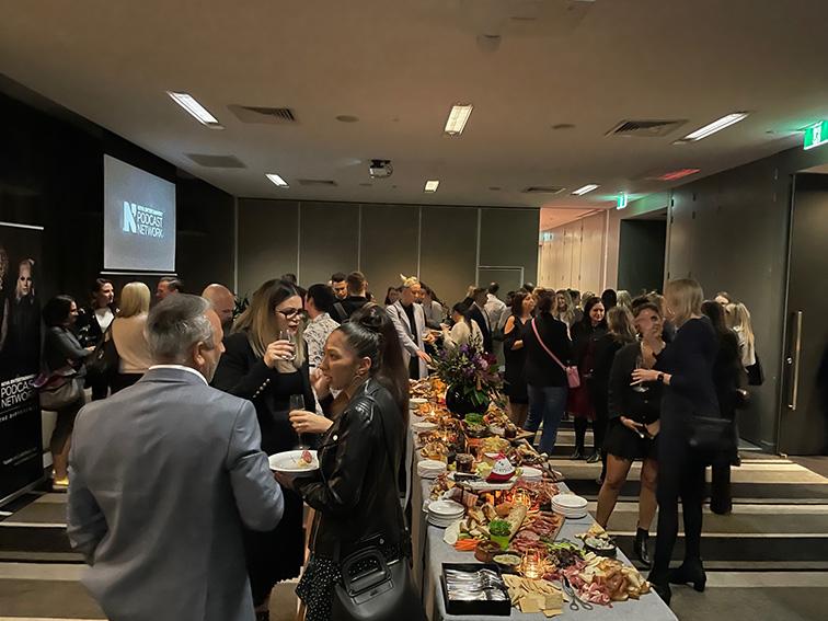 NOVA hosts exclusive function celebrating launch of NOVA Entertainment Podcast Network