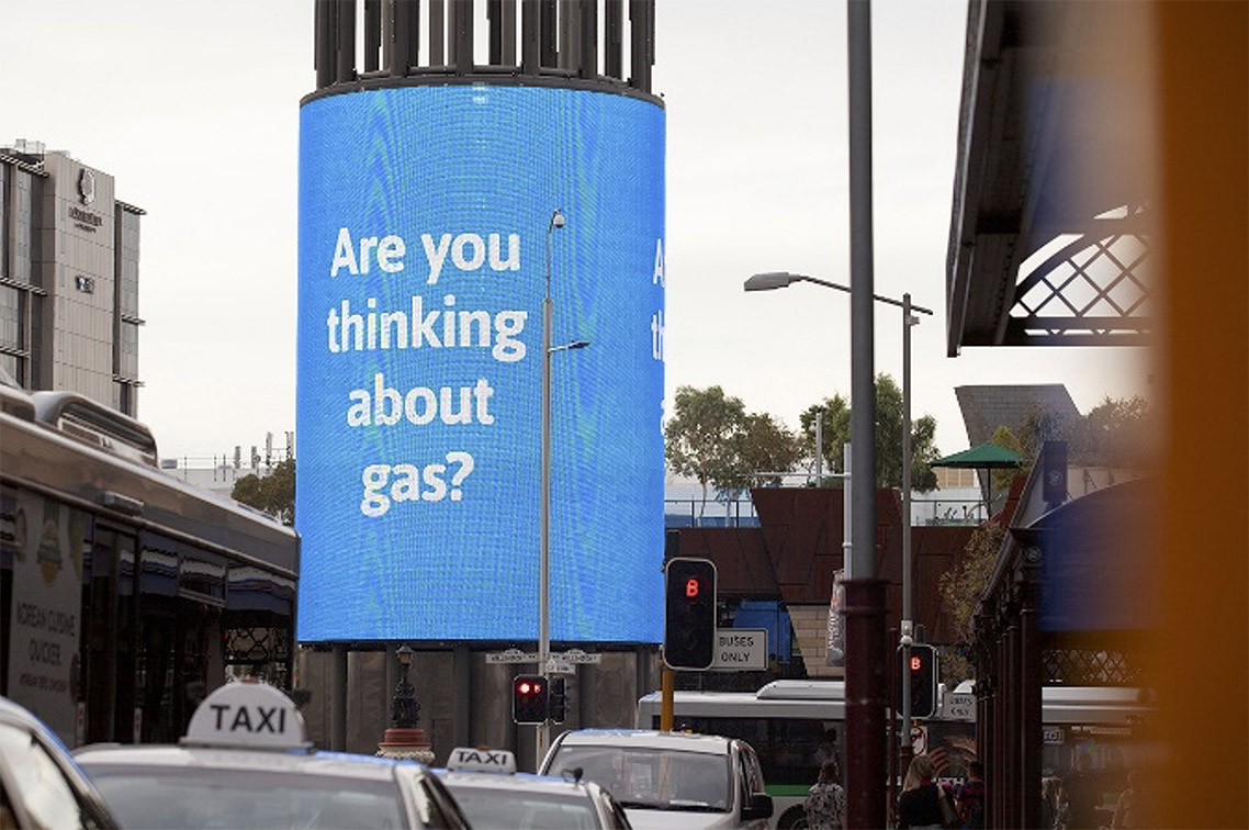 The Brand Agency starts you thinking about gas in new brand campaign for Kleenheat
