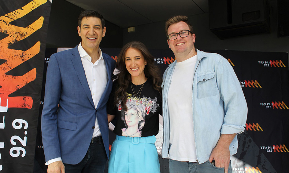 SCA excited by 92.9 Triple M's performance after only 6 months on air