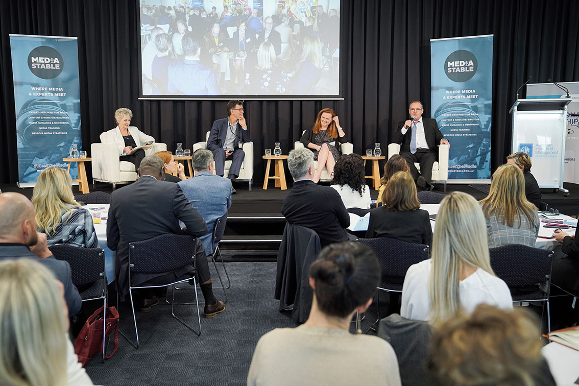 #MeetTheMedia full day networking event returns to Perth at AIM WA in September