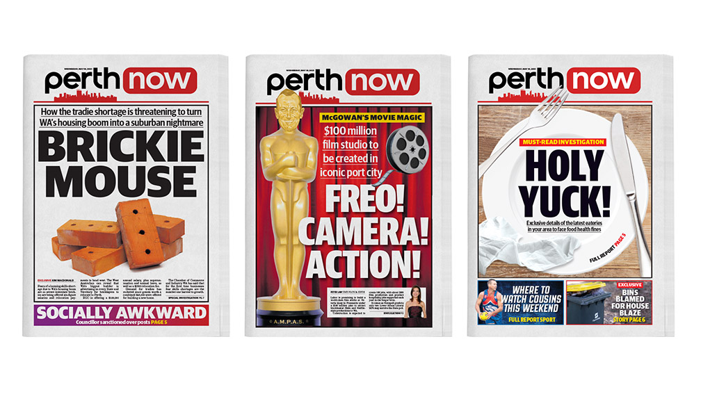 Seven West Media to rebrand Community Newspapers as PerthNow Newspapers