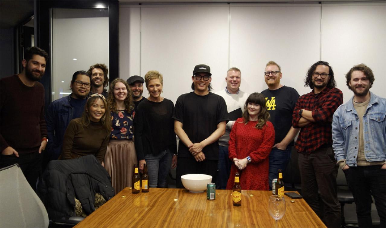 Marketforce hosts WA-raised Uniqlo global creative director Ken Leung