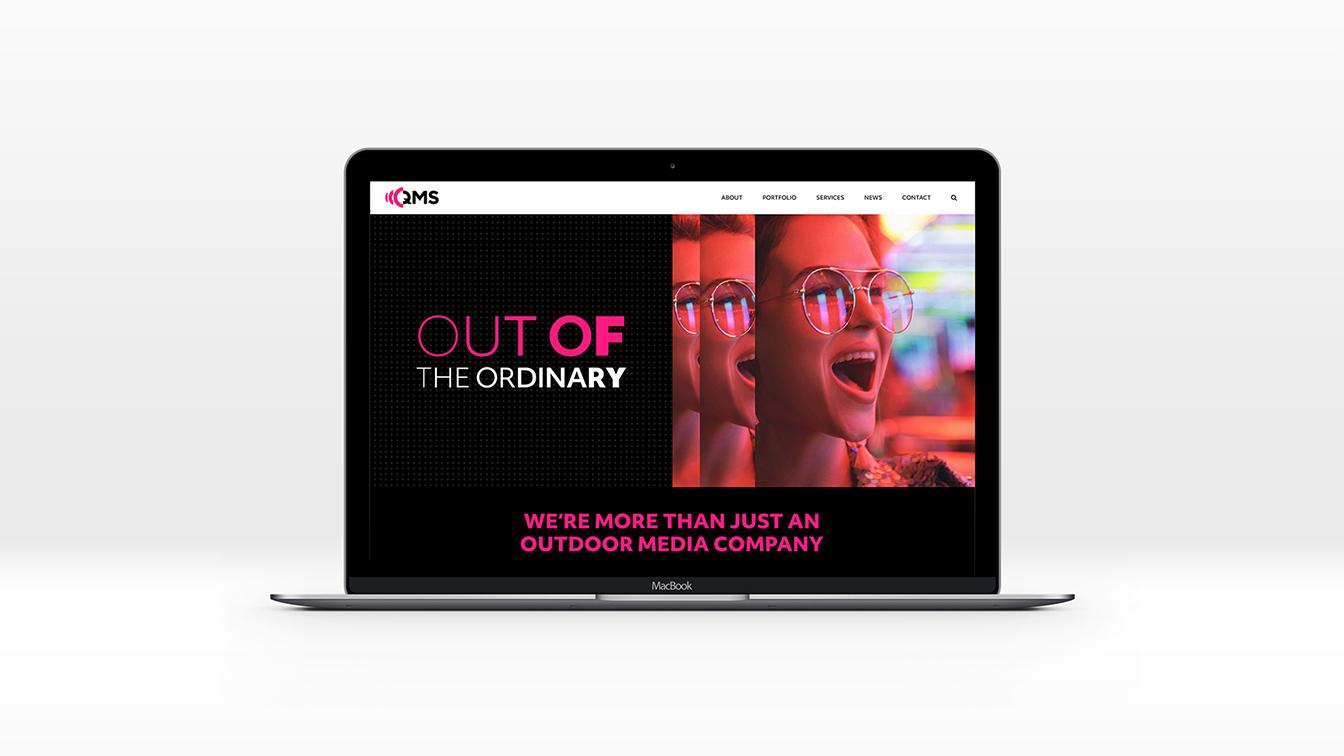 QMS Media launches new branding
