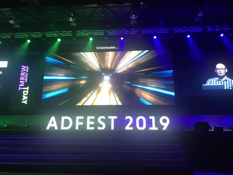 Laura Geagea's AdFest Diary: Day 1