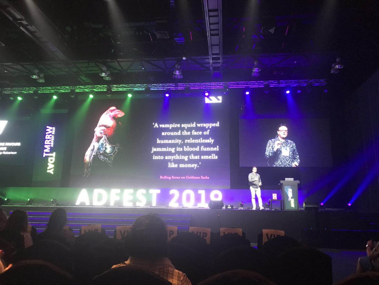 Laura Geagea's AdFest Diary: Day 4