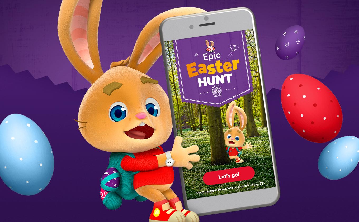 New World brings back award-winning Epic Easter Hunt for the third straight year via 99