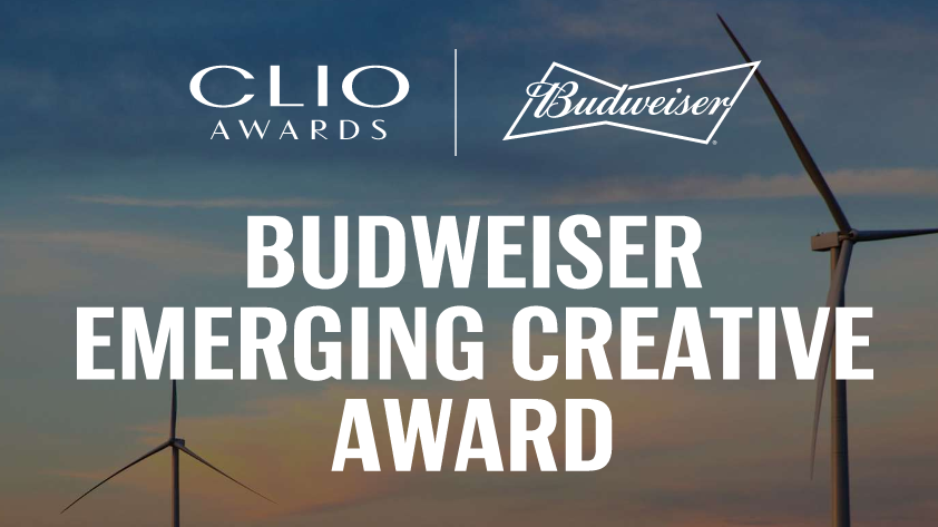Clio Awards + Budweiser launch new specialty competition for emerging creatives aged 21-29