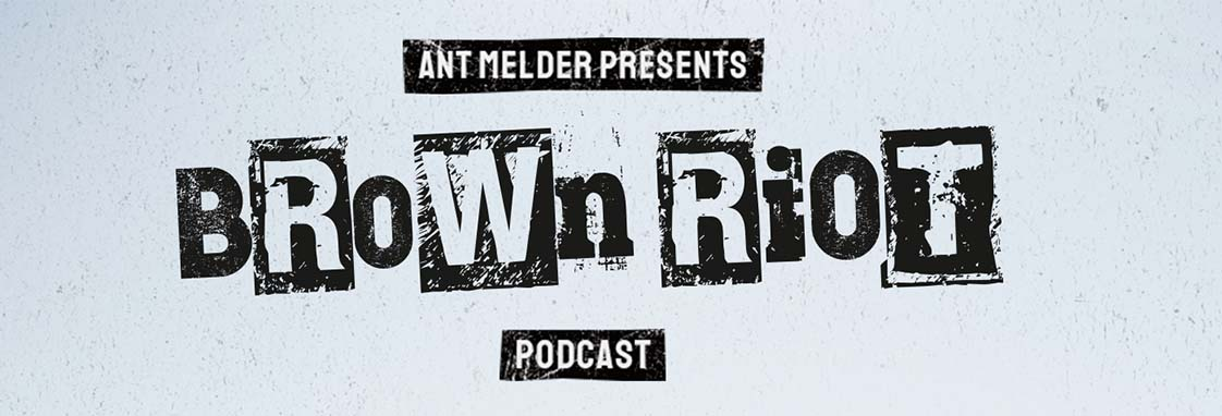 Sydney ECD Ant Melder launches Brown Riot podcast, celebrating diverse creative leaders