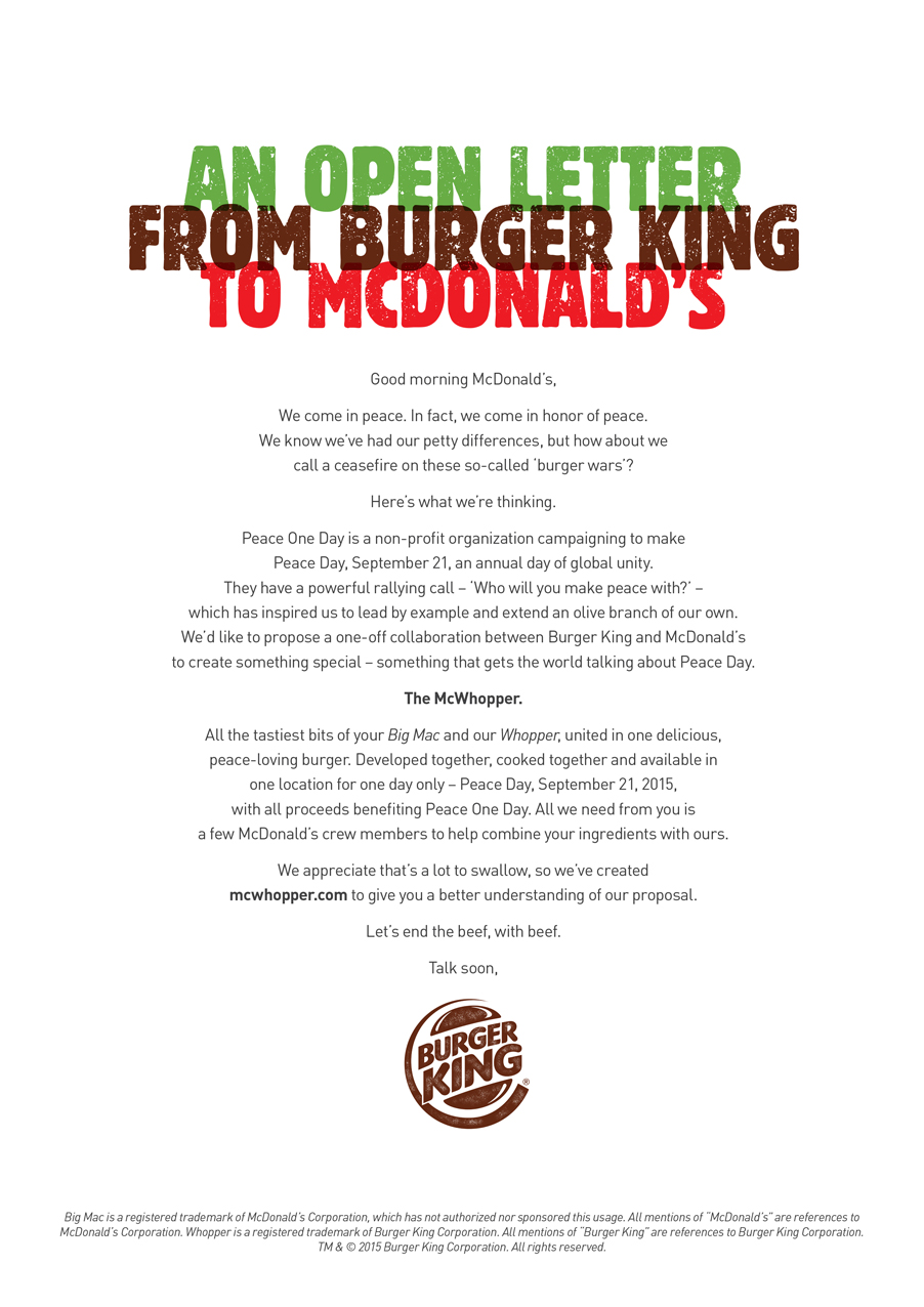 Burger King's global CMO Fernando Machado's tips on bravery, growing ideas and taking risks