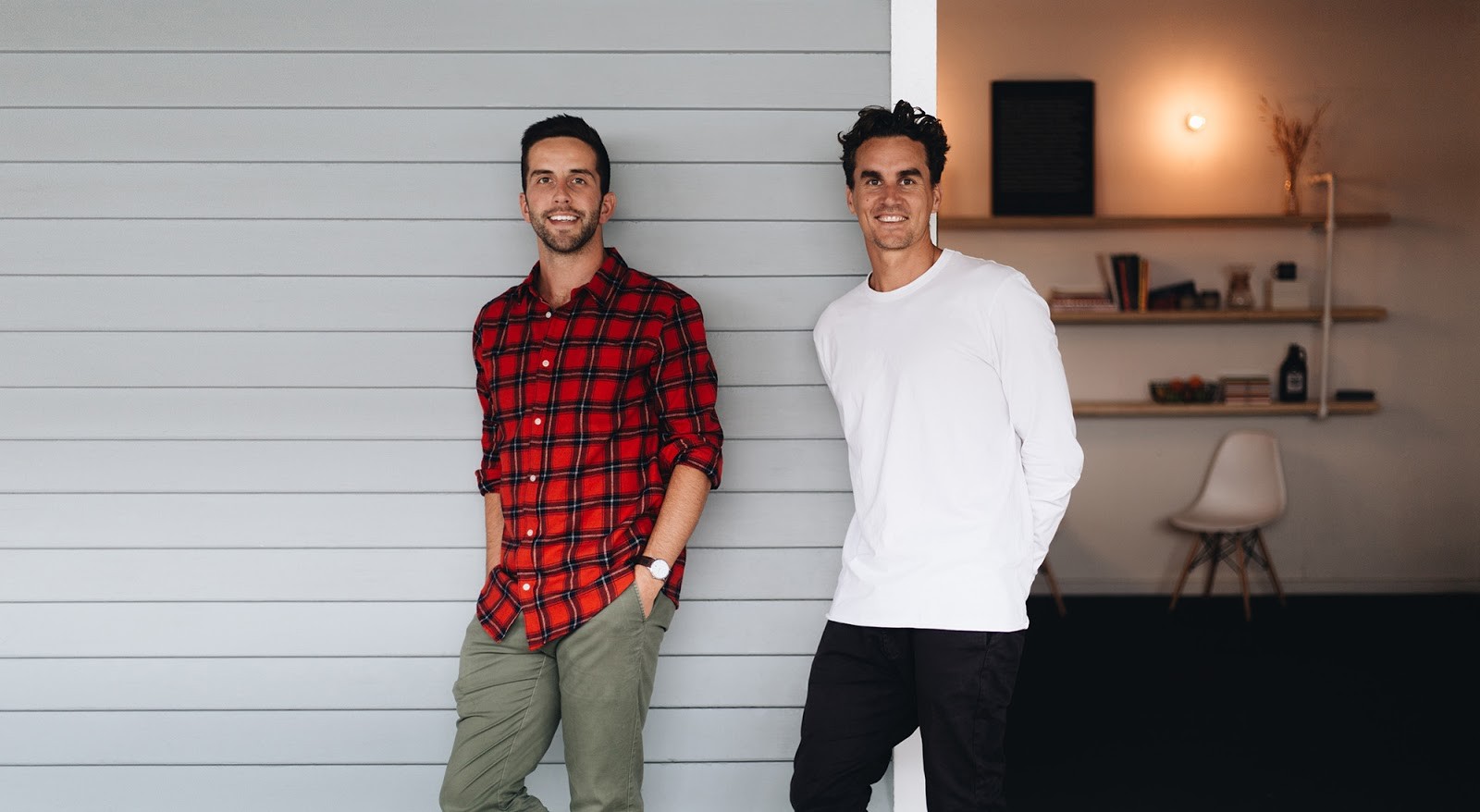 Mark Townshend and Adrien Taylor launch new Christchurch-based design studio Not Another