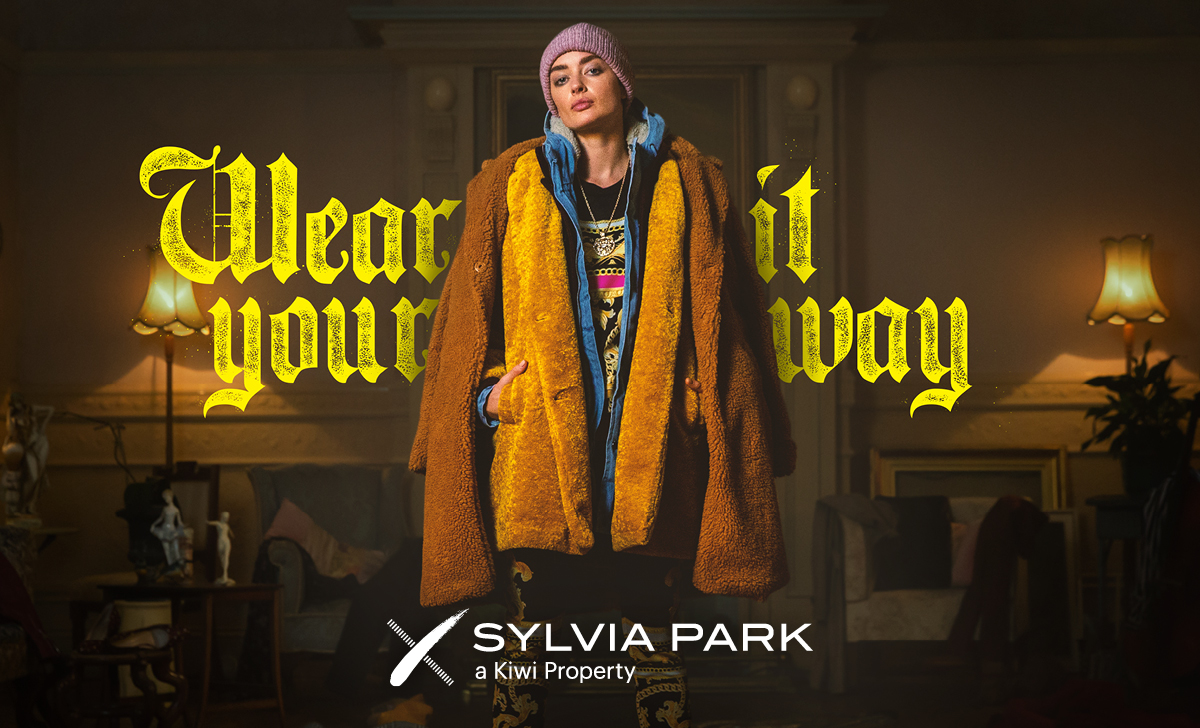 Kiwi Property encourages people to 'wear it your way' in latest campaign for Sylvia Park via 99