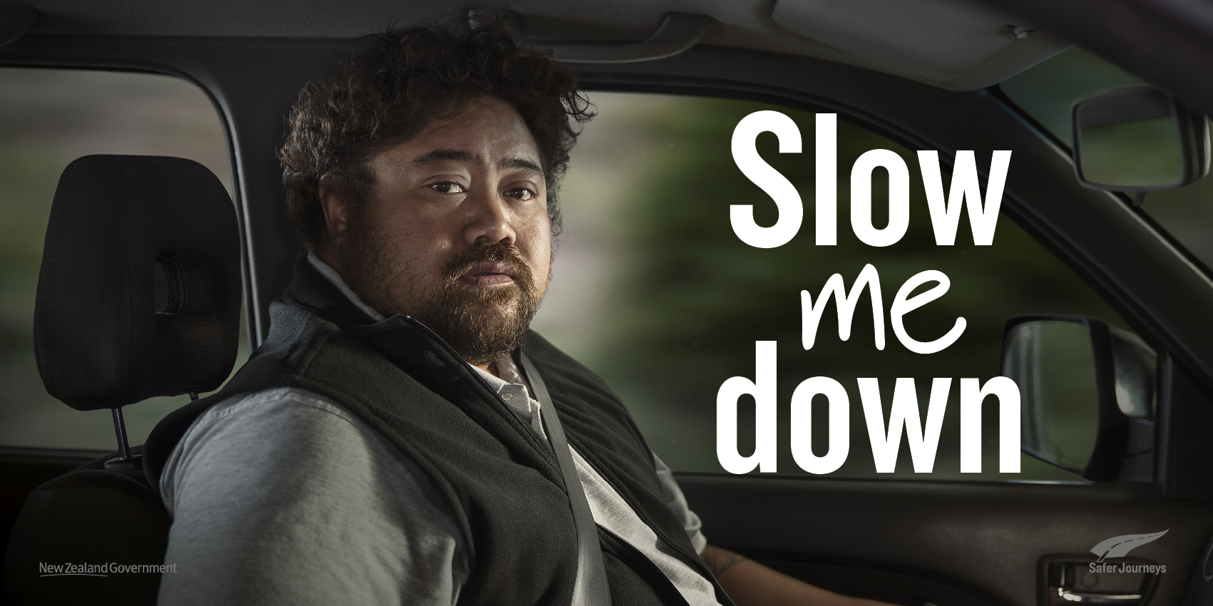 NZ Transport Agency gives unwilling speeders a voice in latest campaign via Clemenger BBDO