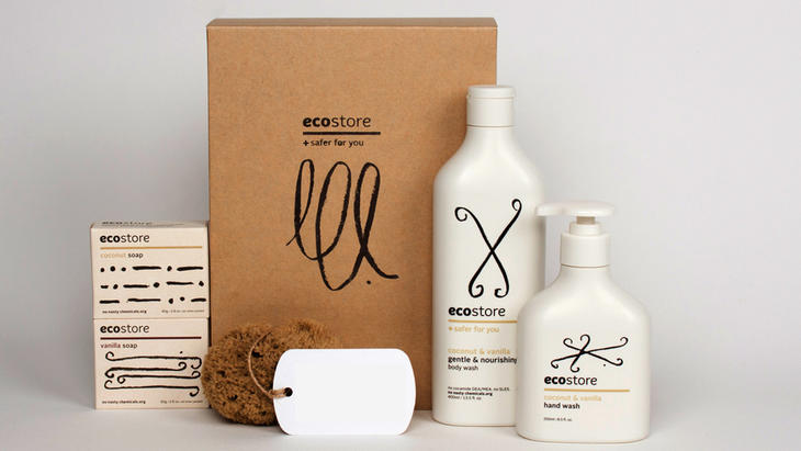 Ecostore is NZ's most authentic brand according to new research via Principals + The Navigators