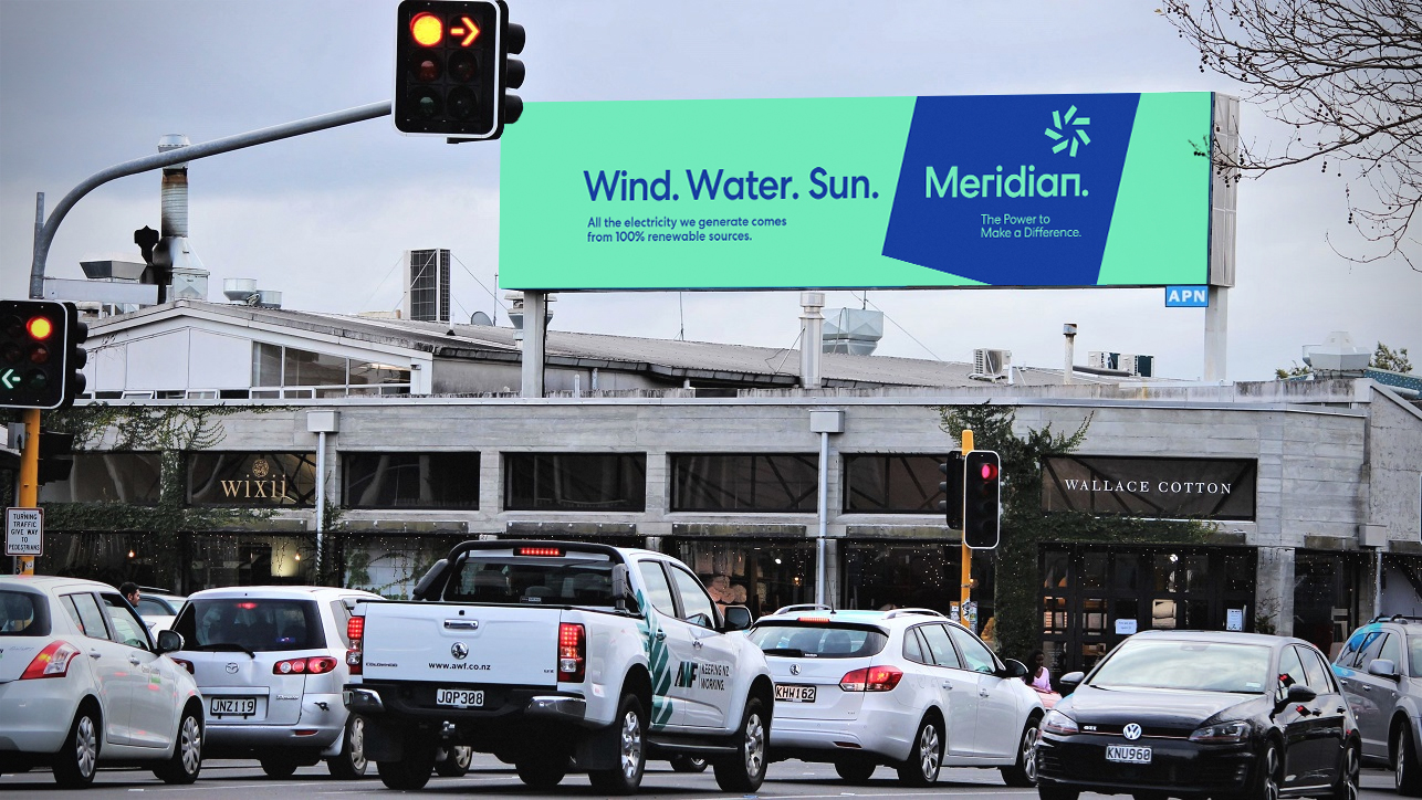 Meridian harnesses the elements in newly launched brand platform via BC&F Dentsu