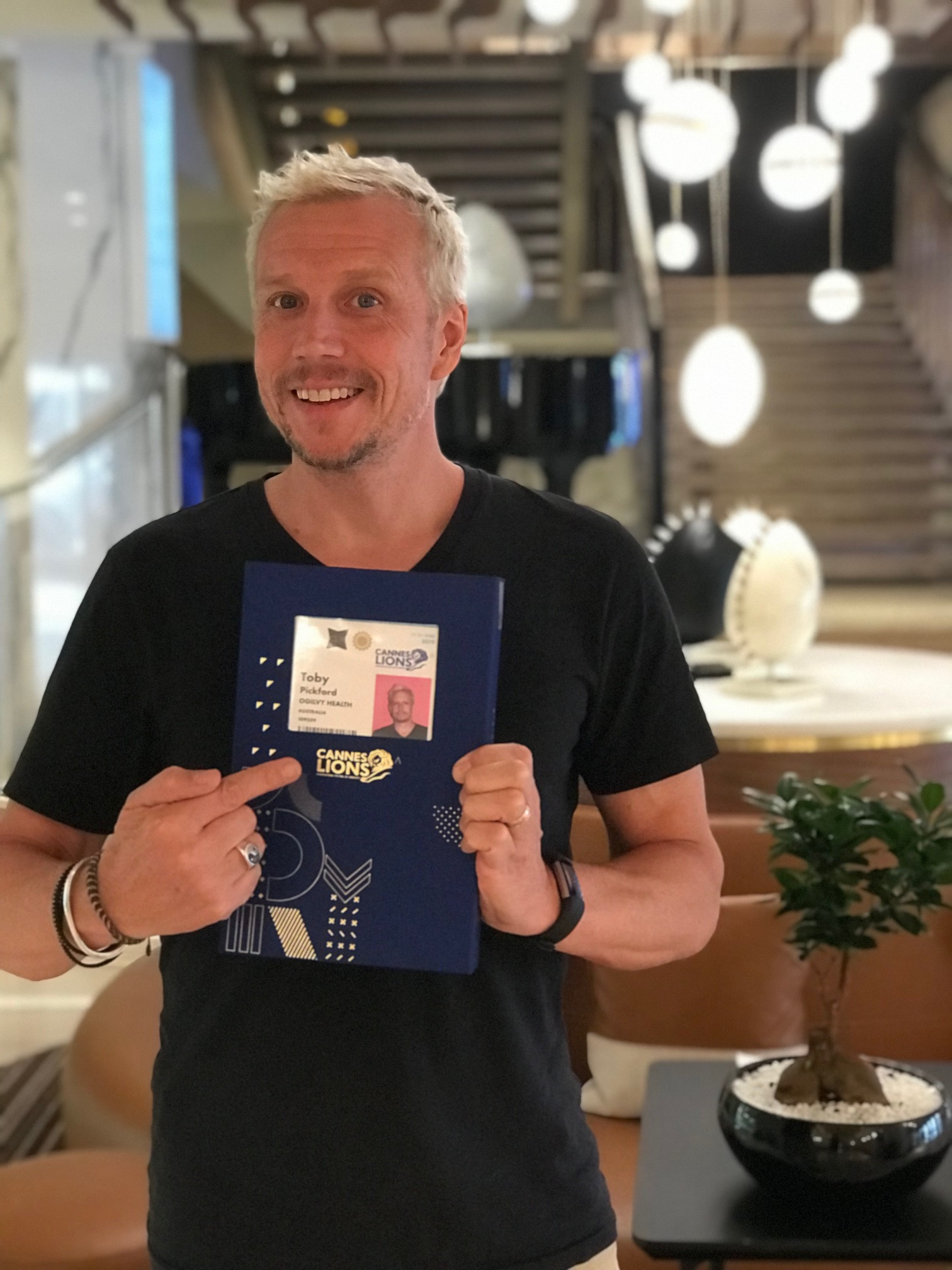 Toby Pickford's Cannes Diary #1