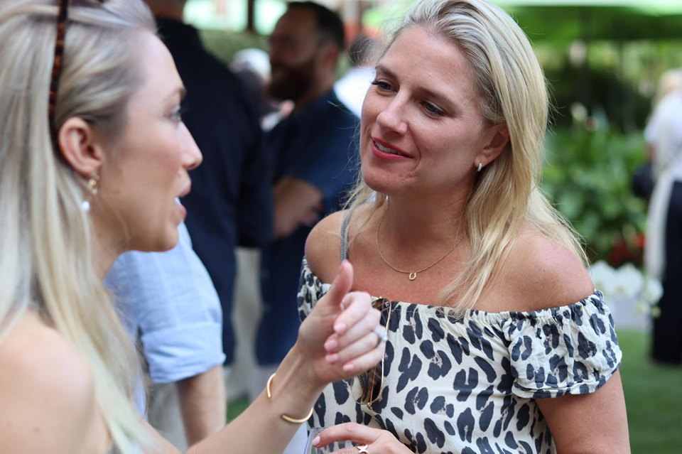 Aussie and Kiwi delegates treated to the annual Campaign Brief Cannes Welcome Cocktails courtesy of Photoplay and Fin Design + Effects