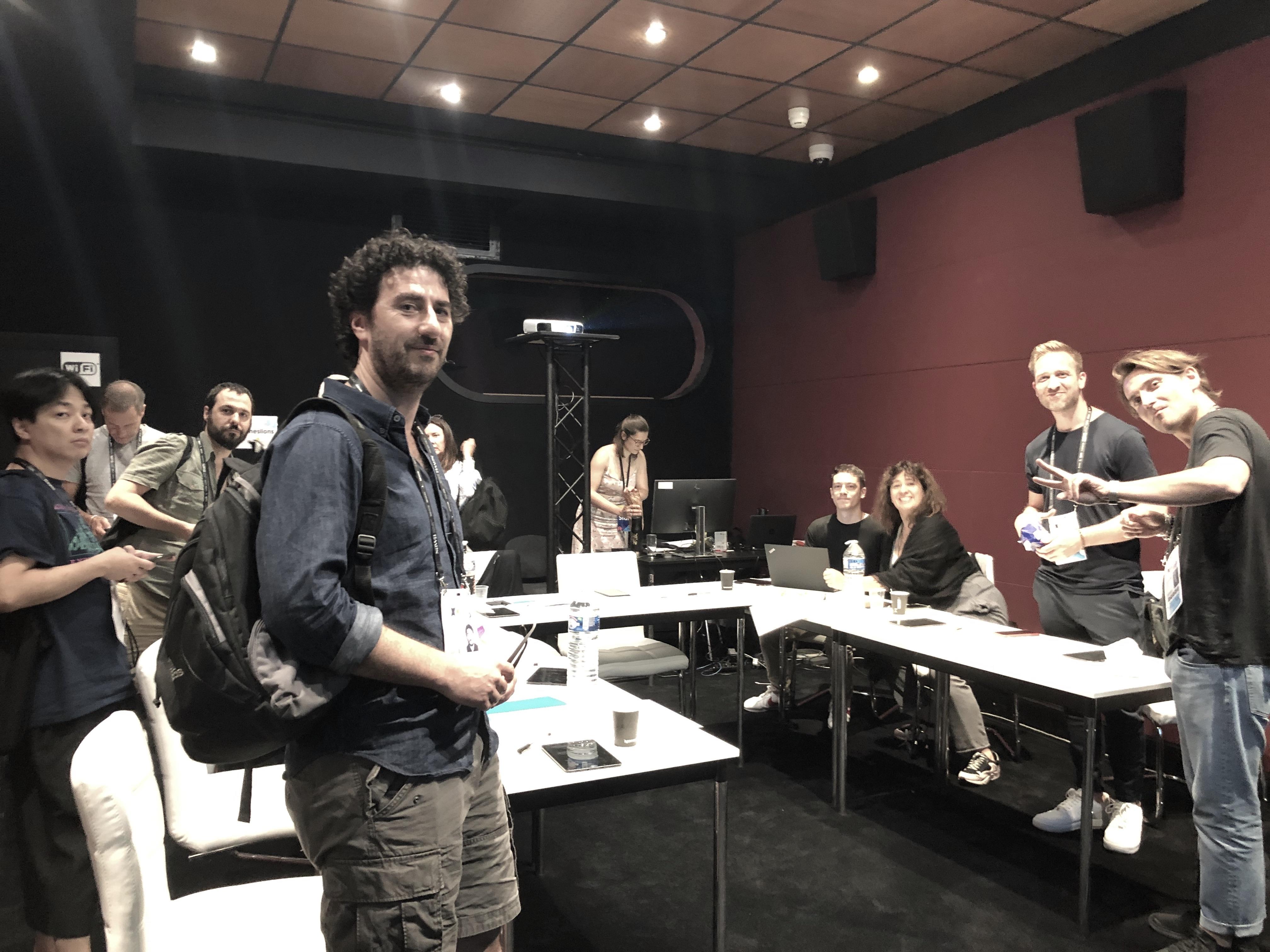 Julian Schreiber's Cannes Diary #2