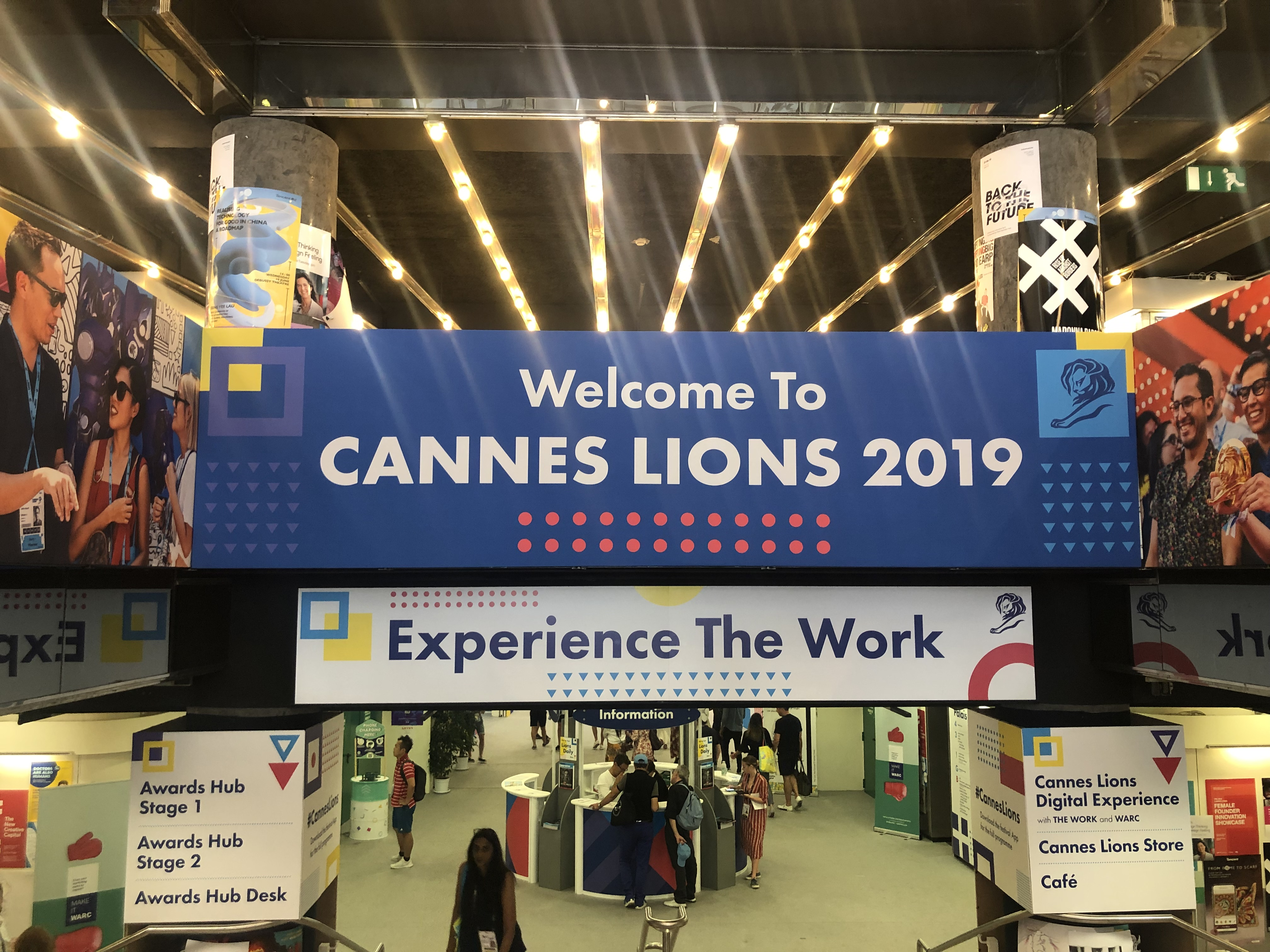 Rookie Versus Veteran: Emma and Paul Yole's Wrap-up of Cannes 2019