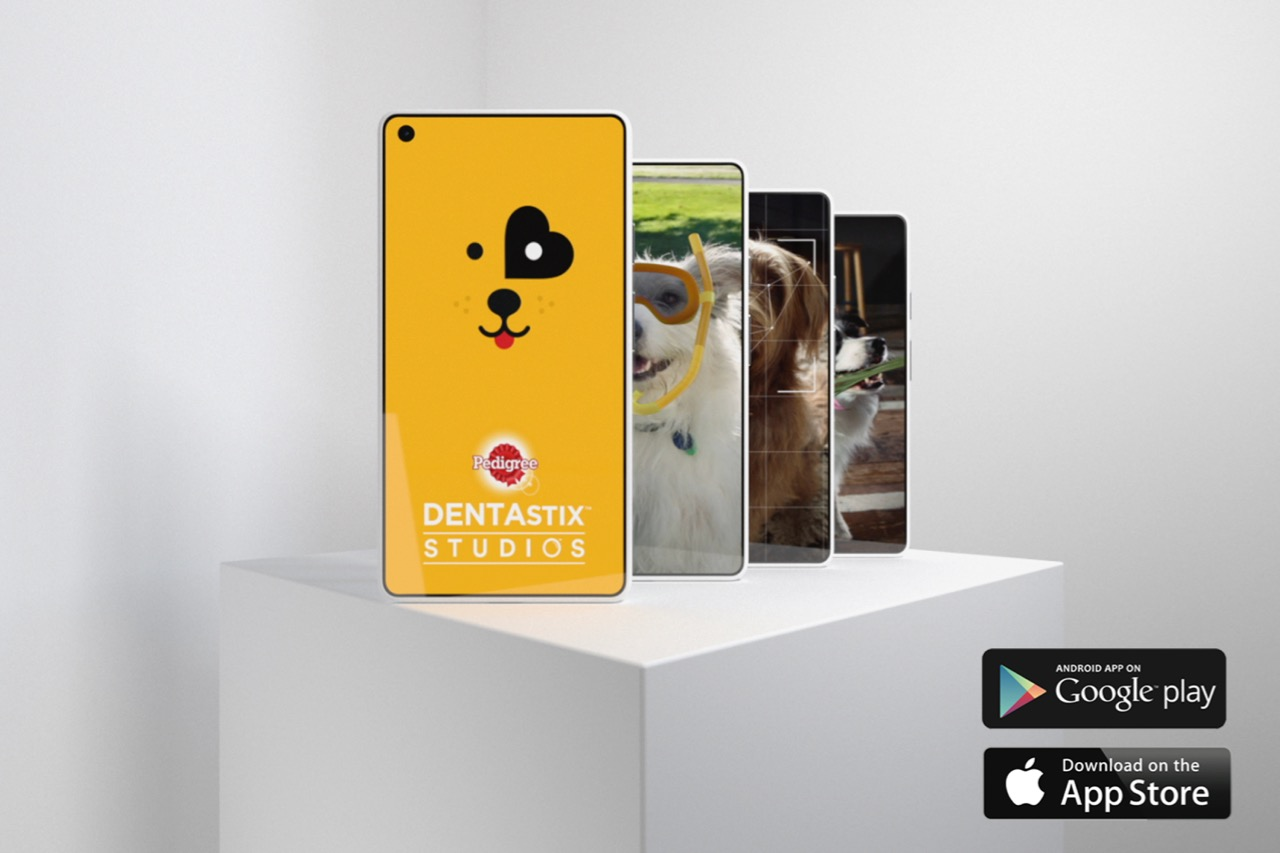 Pedigree launches new Pedigree DentaSTIX Studios platform to bring the good back to social media with dogs via Colenso BBDO