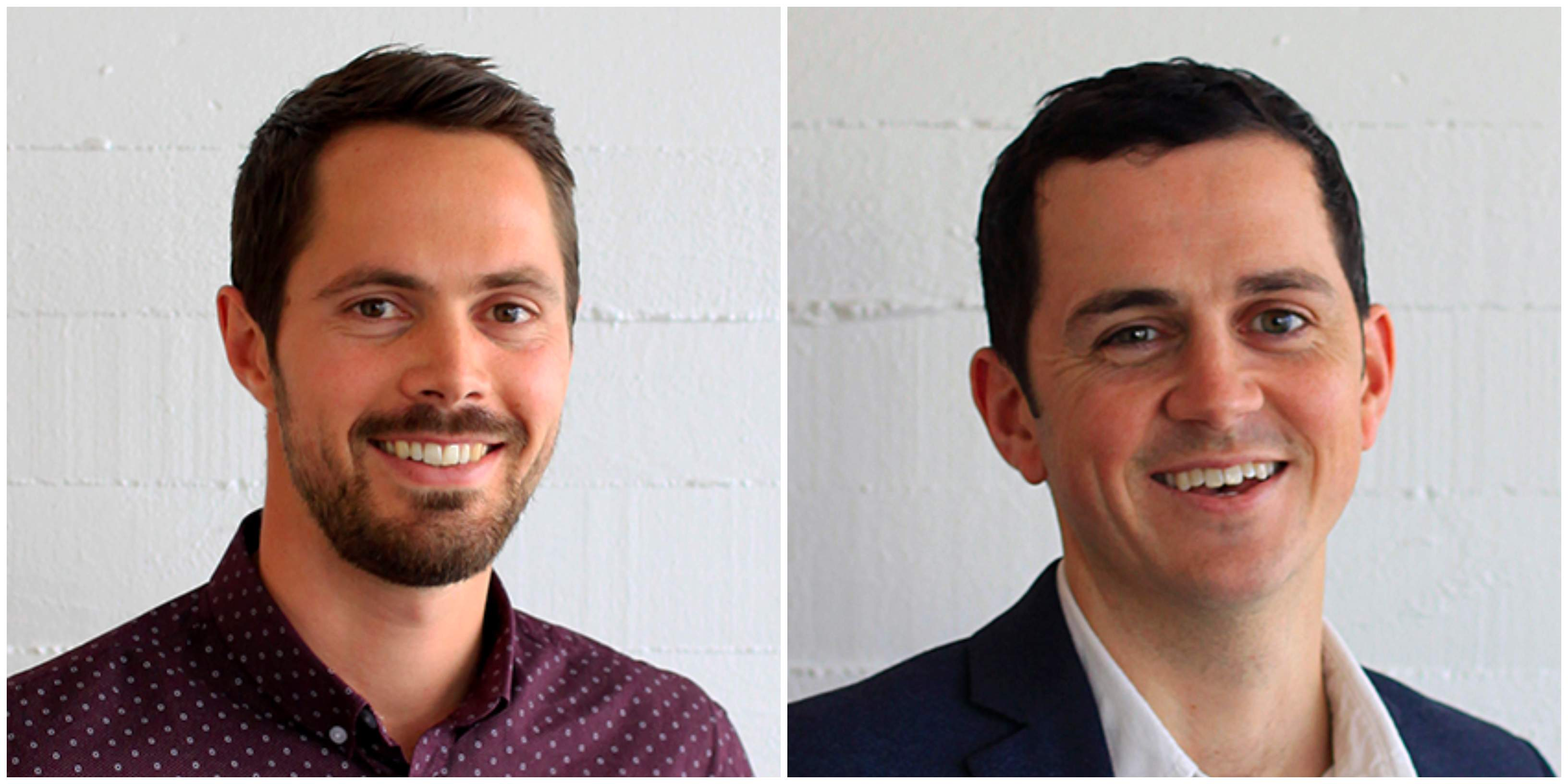 Perceptive promotes Daniel Shaw to managing director and Oliver Allen to general manager