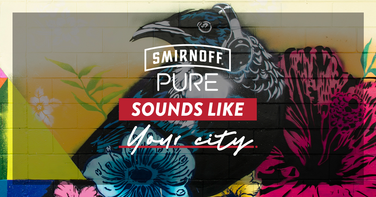 Smirnoff Pure helps Kiwis discover the unique sounds of their area in new work via YoungShand