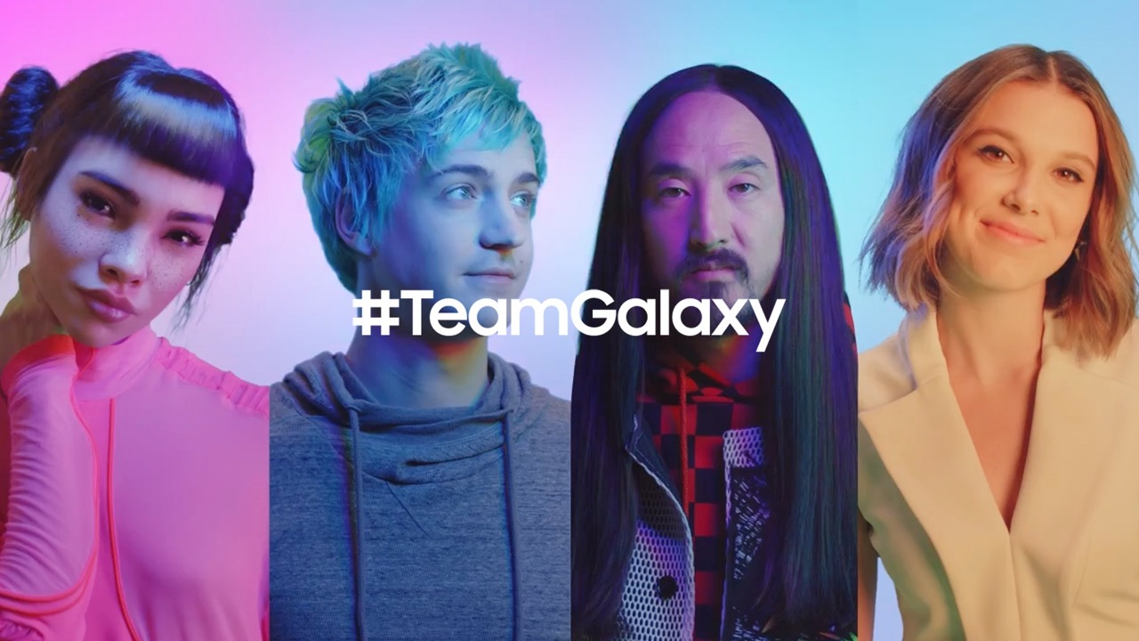 Samsung assembles trailblazers for global #DoWhatYouCant campaign via We Are Social