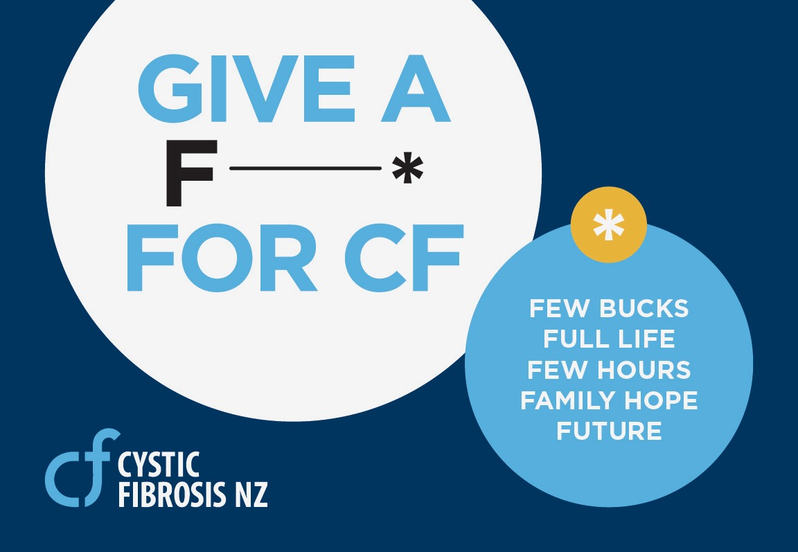Cystic Fibrosis NZ's edgy campaign via Central Station aims to cut through charity clutter