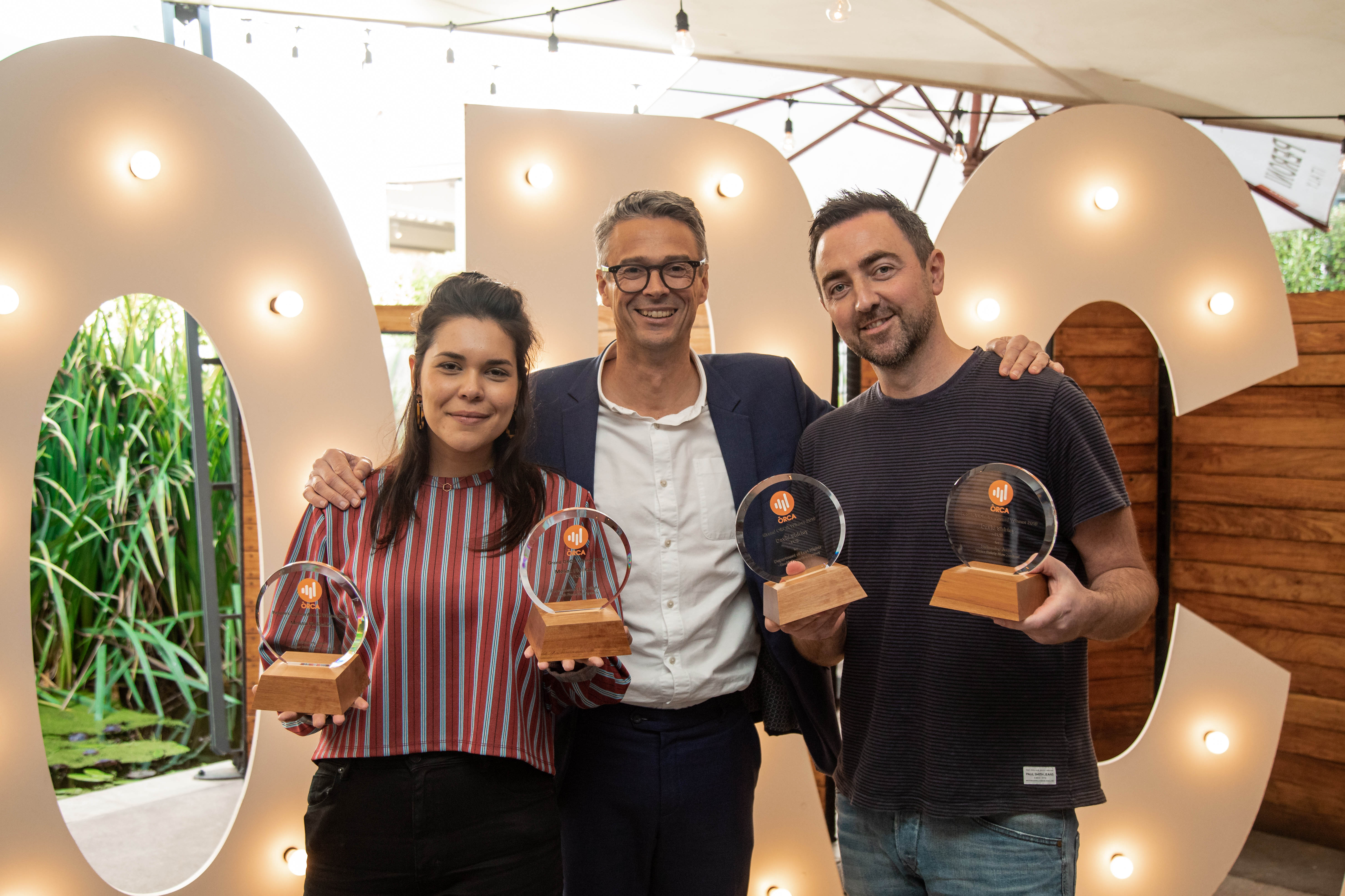 FCB announced as winners of the coveted Grand ORCA and People's Choice Award for 2019 ORCA
