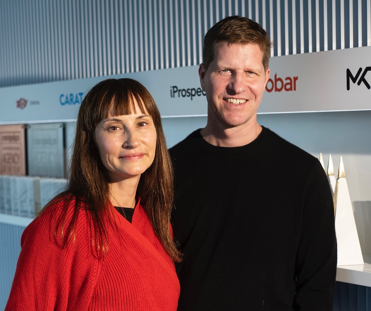 Dentsu Aegis Network hires Rachel Anderson-Cormack and Guy Cousins in New Zealand