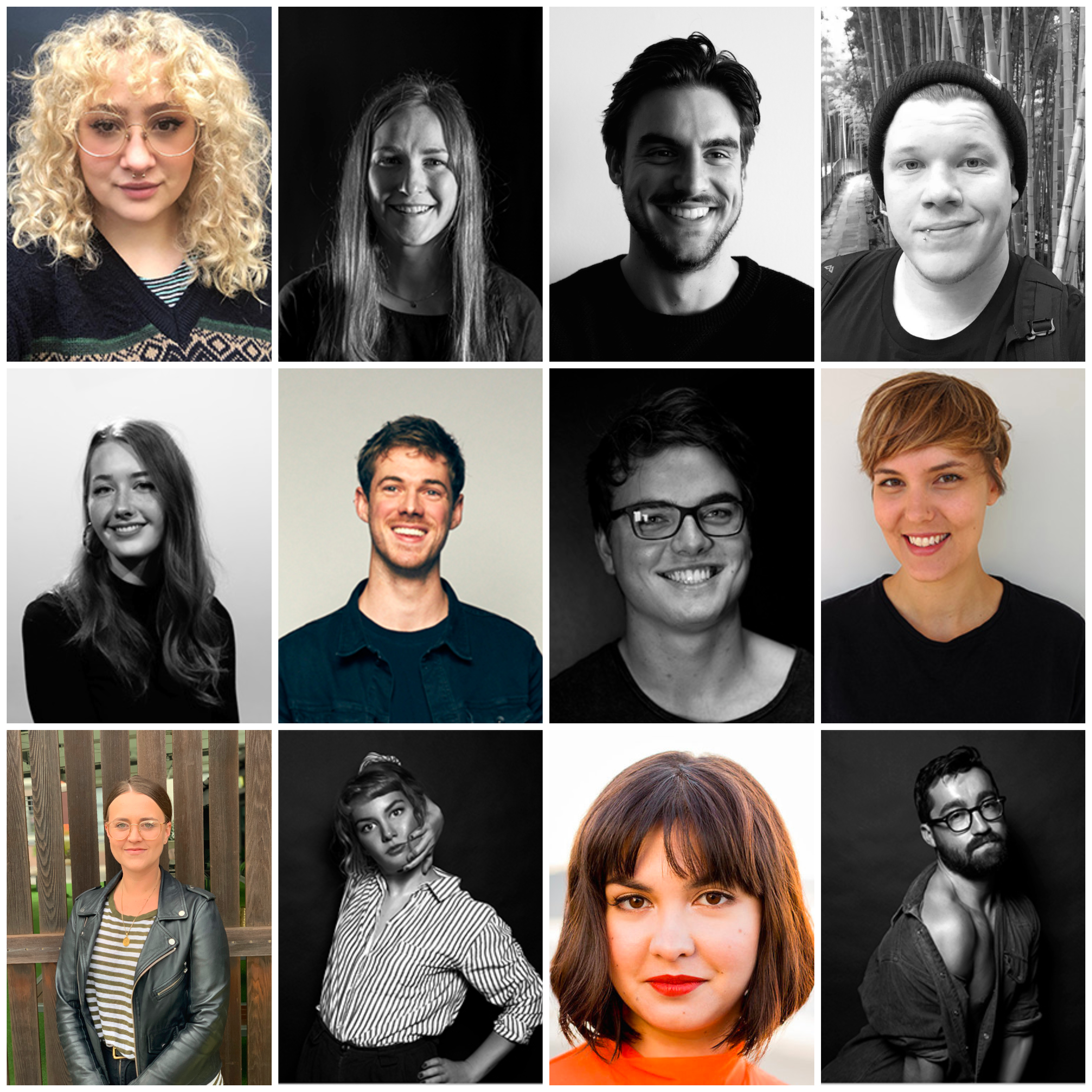 Meet the 12 Young Creatives that will Represent Australia and NZ at 