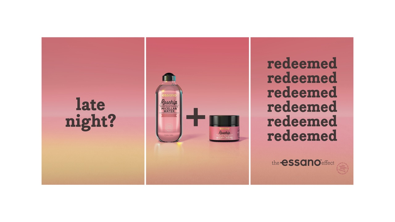 Skincare brand essano drives greater growth with launch of new campaign via BC&F Dentsu