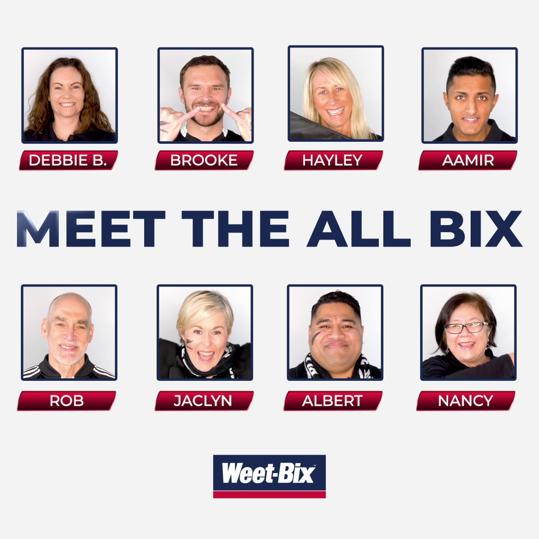 Weet-Bix showcases some of NZ's most passionate All Blacks fans in latest campaign via Gemba NZ