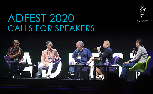 AdFest 2020 now recruiting speakers, panelists and workshop hosts ~ apply before Sat, Nov 30